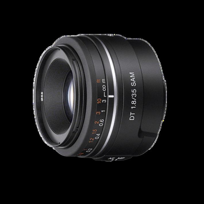 A-Mount DT 35mm F1.8 SAM Lens, , product-image