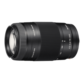 A-Mount 75-300mm F4.5-5.6 Zoom Lens, , hi-res