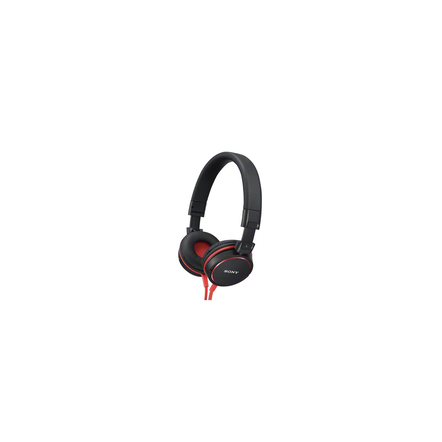 XB600 Sound Monitoring Headphones (Red)
