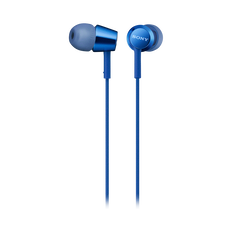 EX155AP In-Ear Headphones (Blue)