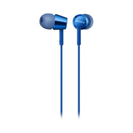 EX155AP In-Ear Headphones (Light Blue)