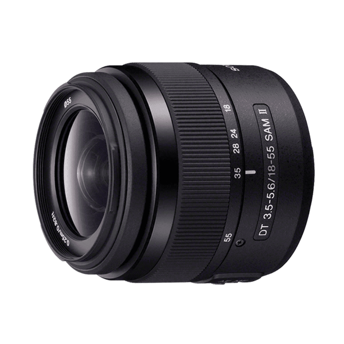 A-Mount 18-55mm F3.5-5.6 Zoom Lens, , product-image