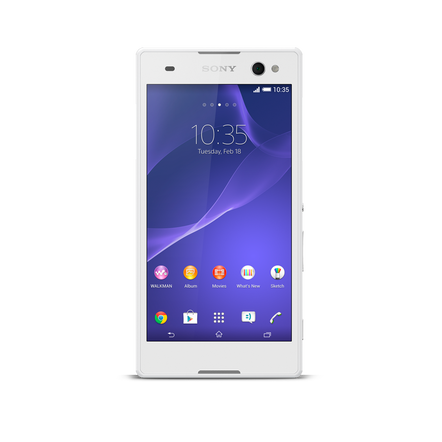 Style Cover Stand made for Xperia C3, , hi-res