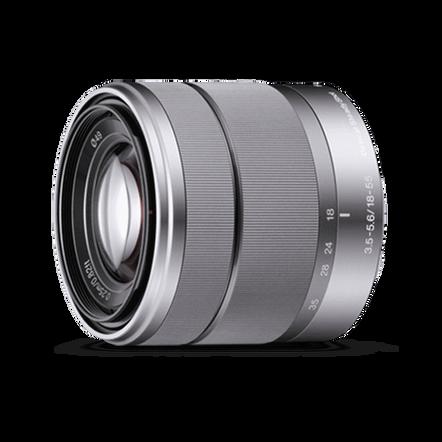 SEL-1855 E-Mount 18-55mm F3.5-5.6 OSS Lens, , hi-res