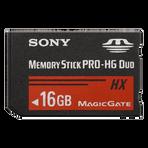 16GB Memory Stick PRO-HG Duo  HX, , hi-res