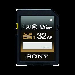 32GB SDHC Memory Card UHS-I Class 6