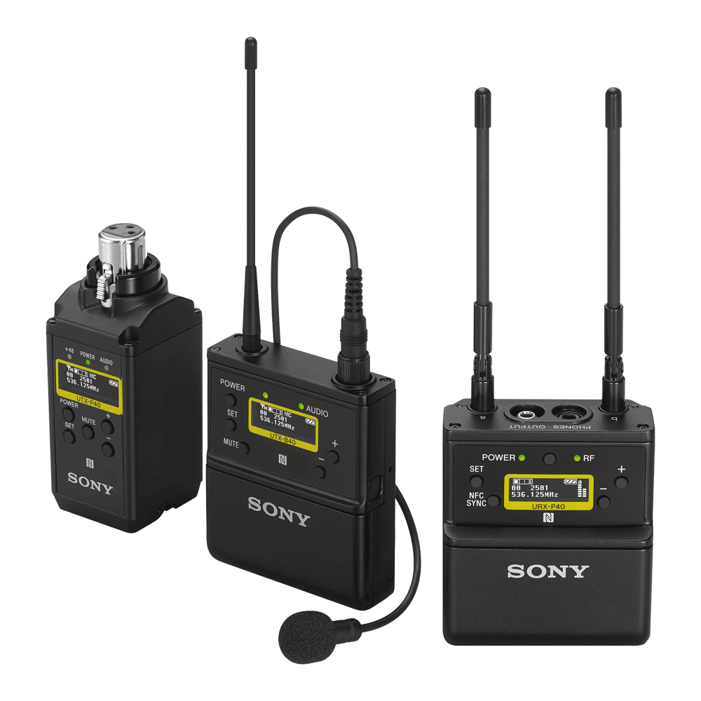 UWP-D26 Wireless Microphone System, , product-image