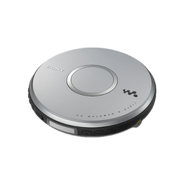 CD Walkman (Silver), , hi-res