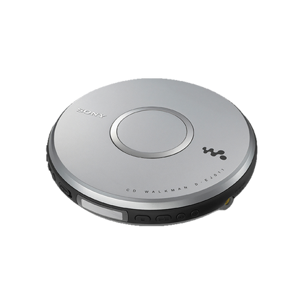 CD Walkman (Silver)