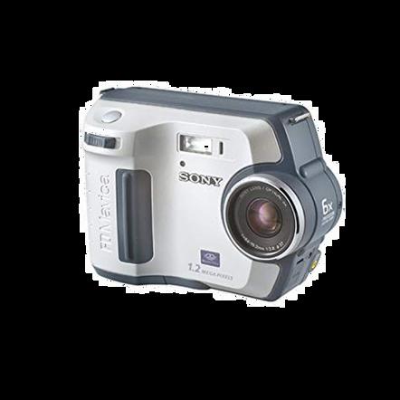 1.2 Megapixel Dual Media Mavica, , hi-res