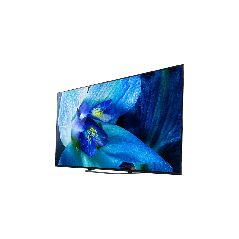 "65"" A8G OLED 4K Ultra HD Android TV with Acoustic Surface Audio , , product-image"