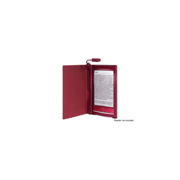 Cover with Light for PRS-T1 Reader (Red), , hi-res