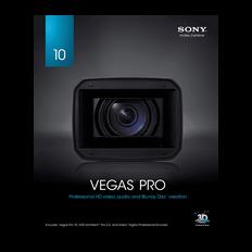 Vegas Pro 10