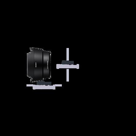 E-Mount Fisheye Converter