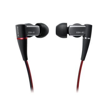 Hybrid Balanced Armature In-Ear Headphones, , hi-res