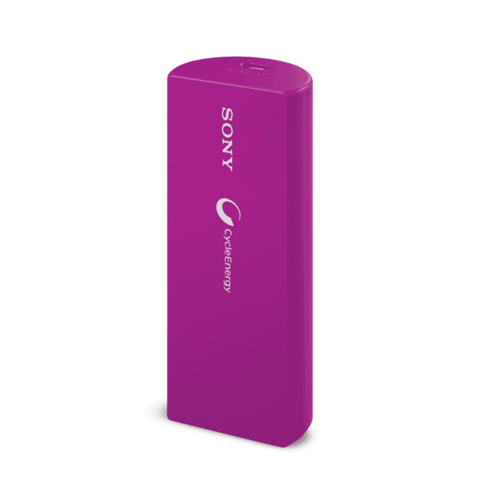 Portable USB Charger 3000mAH (Purple), , product-image