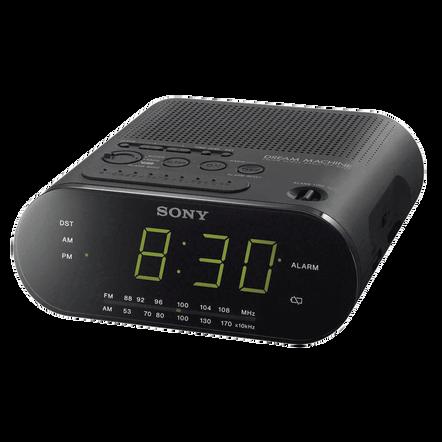 Clock Radio (Black)