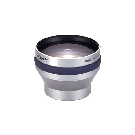 Telephoto Conversion Lens for Camcorder, , hi-res