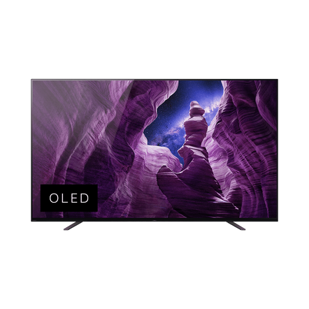 "55"" KD-55A8H OLED 4K Android TV , , hi-res"