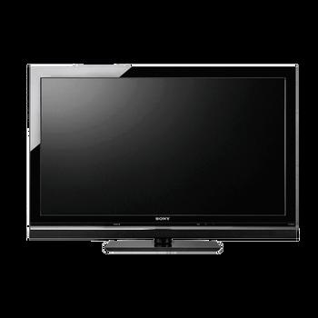 "32"" W5500 Series Full HD BRAVIA LCD TV (Glossy Black Finish), , hi-res"