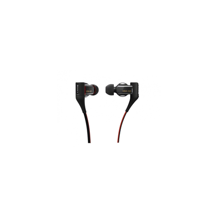 Xba Hybrid 2-Way Driver In-Ear Listening