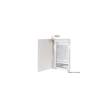 Cover with Light for PRS-T1 Reader (White), , hi-res