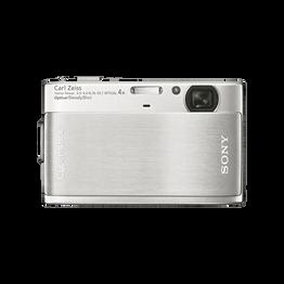 10.2 Mega Pixel T Series 4x Optical Zoom Cyber-shot (Silver), , hi-res