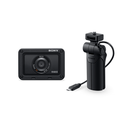 RX0 II premium tiny tough camera kit with VCTSGR1 , , hi-res