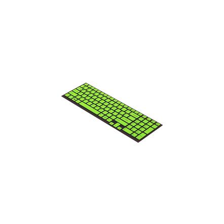 Keyboard Skin (Light Green)
