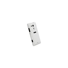 Xperia SP - Krusell Colourcover White Case