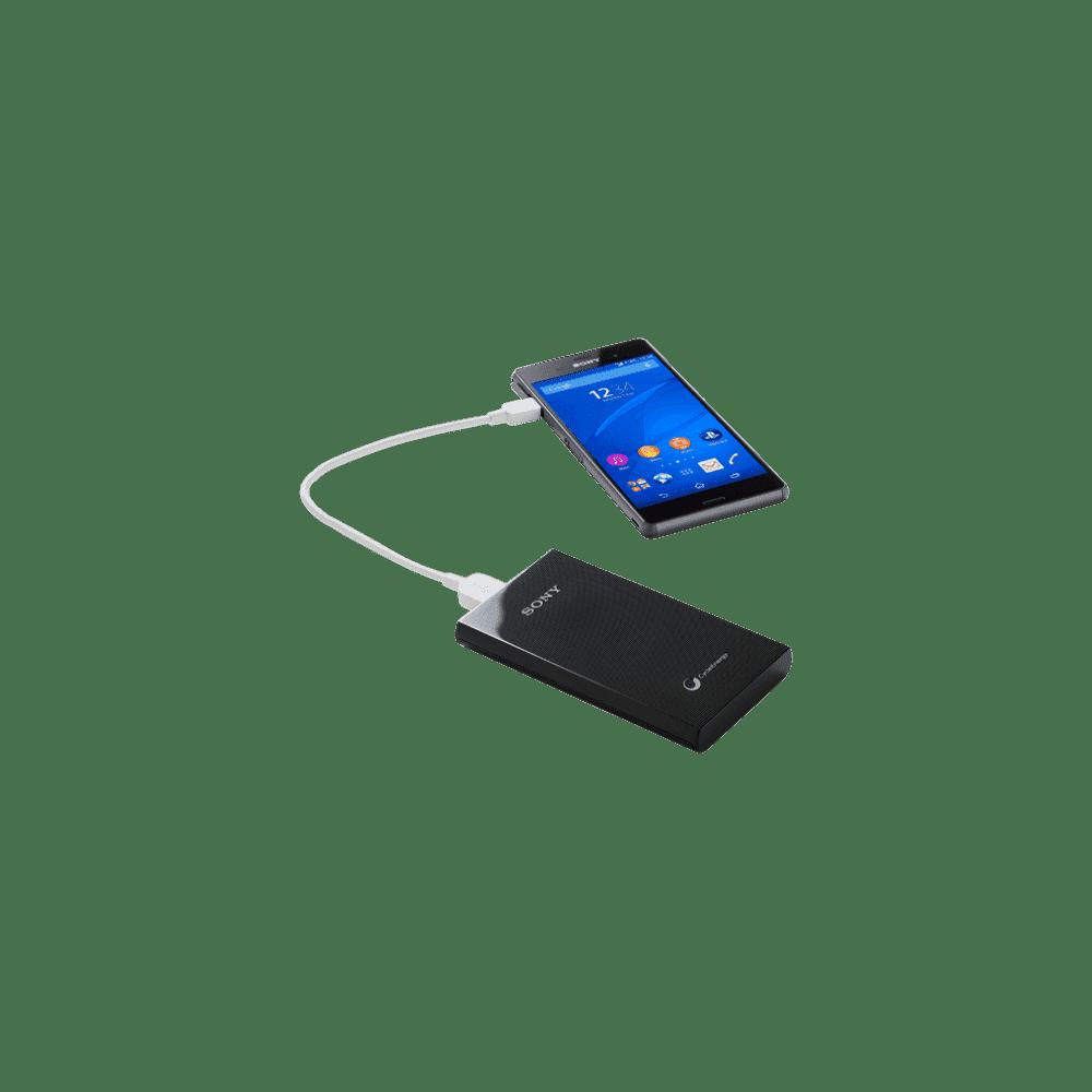 Portable USB Charger 5000mAH (Black), , product-image