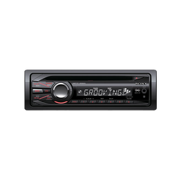 In-Car CD/MP3/WMA/Tuner Player GT290 Series Headunit, , hi-res