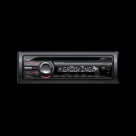 In-Car CD/MP3/WMA/Tuner Player GT290 Series Headunit