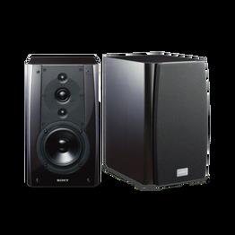 ES Stereo Bookshelf Speaker (Pair), , hi-res
