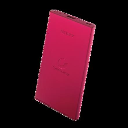 Portable USB Charger 5000mAH (Red), , hi-res