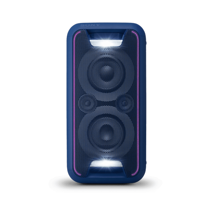 EXTRA BASS High Power Home Audio System with Bluetooth (Blue), , product-image