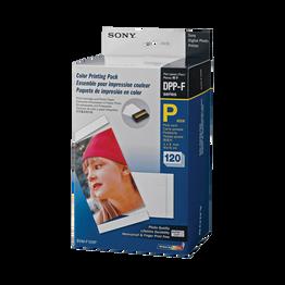 Print Paper and Cartridge for DPP-FP Series Printers, , hi-res