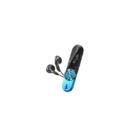 4GB B Series MP3 Walkman (Blue)