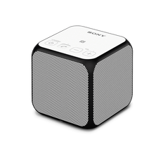 Mini Portable Wireless Speaker with Bluetooth (White)