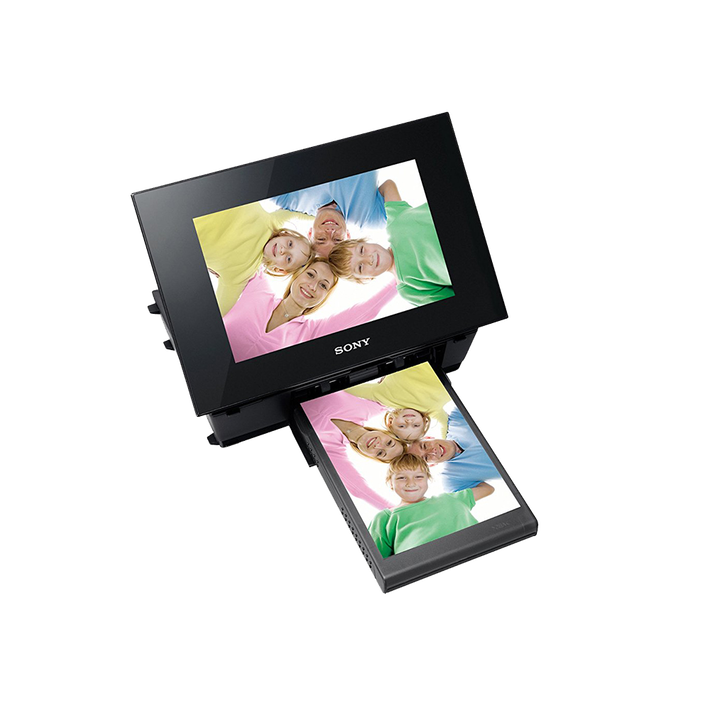 Digital Photo Frame / Printer (Black), , product-image