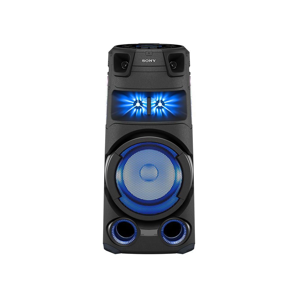 MHC-V73D High Power Audio System with BLUETOOTH Technology, , product-image