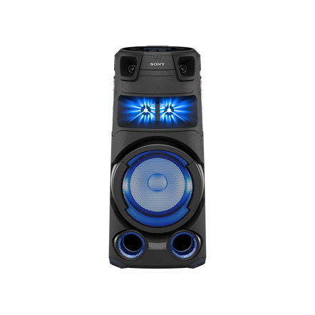 MHC-V73D High Power Audio System with BLUETOOTH Technology, , hi-res