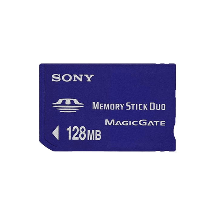 128Mb Memory Stick Duo(with Adaptor), , product-image