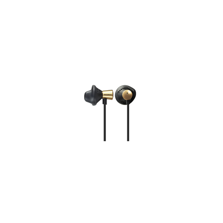 ED12 Fontopia / In-Ear Headphones (Gold)