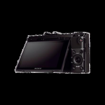 RX100 II Digital Compact Camera with 3.6x Optical Zoom