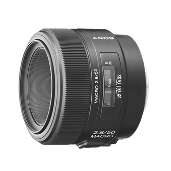 A-Mount 50mm F2.8 Macro Lens, , hi-res