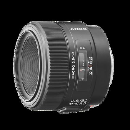 A-Mount 50mm F2.8 Macro Lens, , hi-res