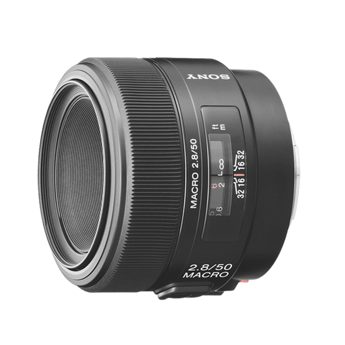 A-Mount 50mm F2.8 Macro Lens, , product-image