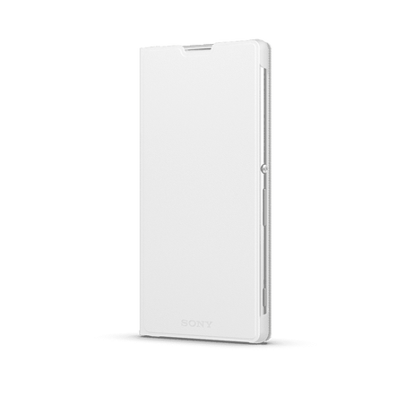 Style Cover Stand SCR48 for Xperia M5 (White), , hi-res