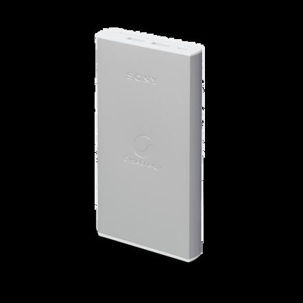 Portable USB Charger 10,000mAH (Silver), , hi-res